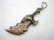Kratos - God Of War Chaveiro