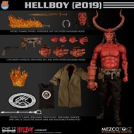 Hellboy 2019 Anung Un Rama Edition One:12 Collective Action Figure - Previews Exclusive - Mezco Toys