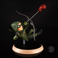Green Arrow Dc Comics - Q-Fig - QUANTUM MECHANIX