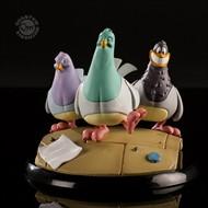 Pombos Goodfeathers: Bobby, Squit e Pesto Animaniacs Warner Bros - Q-Fig - QUANTUM MECHANIX