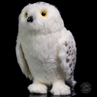 Edwiges Hedwig Coruja de Neve pelúcia Harry Potter Q-Fig - QUANTUM MECHANIX