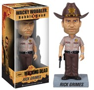 Rick Grimes - The Walking Dead - Funko Bobble Head