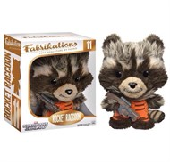 Rocket Raccoon - Guardiões da Galáxia - Marvel Pelúcia - Funko Fabrikations