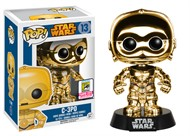 C-3po - Star Wars - Funko Pop Bobble Head EXCLUSIVO