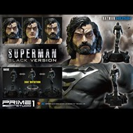 Superman Black Suit Version - Batman Hush DC Comics - Prime 1 Studio