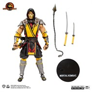 Scorpion Mortal Kombat XI Game - Series 1 Action Figure - McFarlane Toys