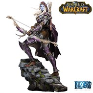 Sylvanas - World of Warcraft Statue - Game Estatua - Blizzard Entertainment