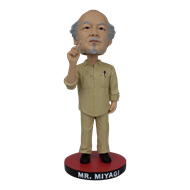Senhor Miyagi - Karate Kid Bobble Head - Icon Heroes