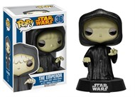 Imperador Palpatine - Star Wars - Funko Pop Bobble Head