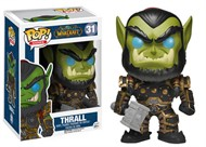 Orc Thrall - World Of Warcraft - Funko Pop Games