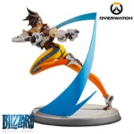 Tracer - Overwatch Game Estátua - Blizzard Entertainment