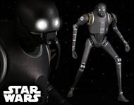 K-2SO Star Wars Rogue One - ArtFX+ Estátua Kotobukiya
