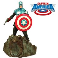 Capitão America - Marvel Select - Diamond