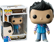 "Castiel ""Steve"" - Supernatural - Funko POP TV Exclusivo - HOT TOPIC"