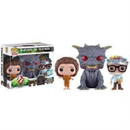 O Porteiro, Zuul, The Key Master - Os Caça Fantasmas Ghostbusters - Funko POP Filmes Exclusivo
