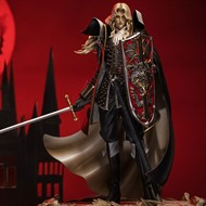 Alucard - Symphony of the Night Castlevania: Alucard Statue 1/5 - Gantaku