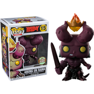 Hellboy Anung Un Rama Specialty Series Exclusivo - Funko Pop COMICS