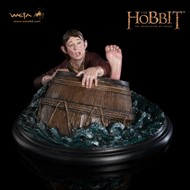 BILBO BAGGINS BARREL RIDER - THE HOBBIT: THE DESOLATION OF SMAUG WETA