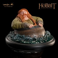 BOMBUR THE DWARF BARREL RIDER - THE HOBBIT THE DESOLATION OF SMAUG WETA
