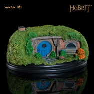 Vila Hobbit - Modelo 26 Gandalf´s Cutting The Hobbit Weta