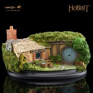 Vila Hobbit - Modelo 35 Bagshot Row - The Hobbit - Weta