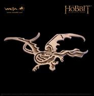 Broche Dragão Smaug - O Hobbit - Weta