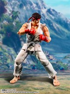Ryu Street Fighter S. H. Figuarts - BANDAI