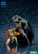 Pack Batman e Robin The Boy Wonder ArtFX+ 1/10 - Kotobukiya