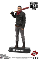 Negan - The Walking Dead Action Figure - McFarlene Toys Color Tops Series