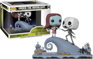 Jack Skellington e Sally - Estranho Mundo de Jack - Funko Movie Moments