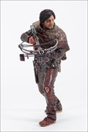 Daryl Dixon Survivor Deluxe - The Walking Dead - Mcfarlene Toys