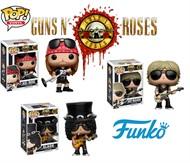 Kit Axl Rose Slash Duff McKagan - Guns N Roses - Funko POP Rocks