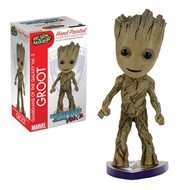 Groot - Guardiões da Galáxia Vol. 2 MARVEL - Head Knockers NECA