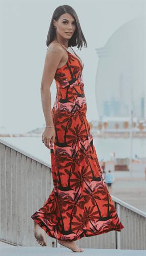 Vestido Tropical (V20053)