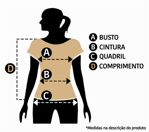 Body Canelado (V19129)