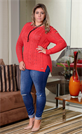 Blusa Ombro Recortado (CO693)