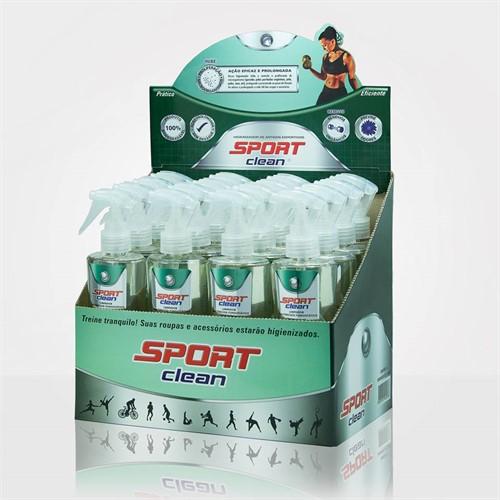 Limpador Bactericida Sport Clean 140ml
