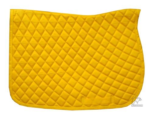 Manta Para Hipismo Black Horse (Amarelo)