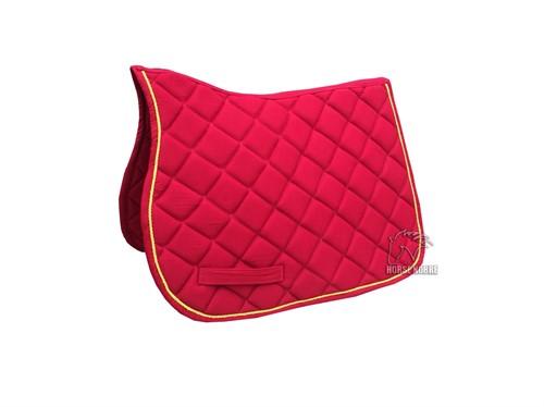 Manta Para Hipismo Horse Nobre (Vermelho)