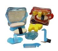 Bolsa Kit Higiene Limpeza Importado