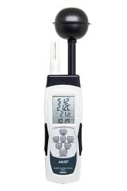 Medidor de Stress Térmico (IBUTG) - AK887