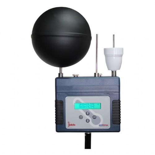 Locação de 1 unidade do equipamento Termômetro de Globo