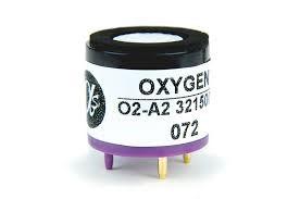 Sensor de Oxigênio (O2) para Detector de Gases