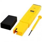 Medidor De PH Digital Portátil de Bolso - Mod - CB-009 (Faixa de 0,00 A 14,00 PH)
