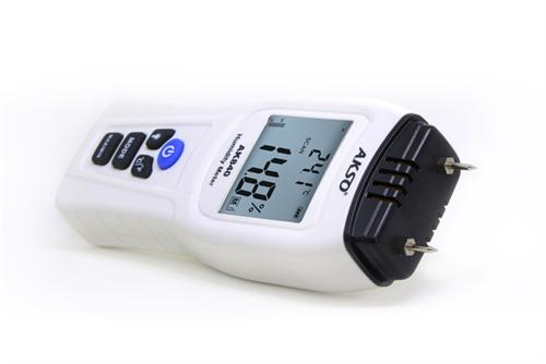 Medidor de Umidade de Materiais Mod. AK-840