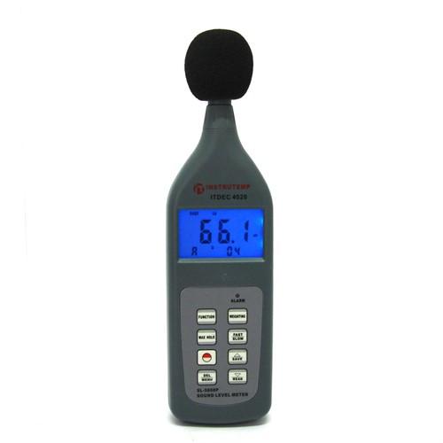 Decibelímetro Digital com Leq ITDEC-4020