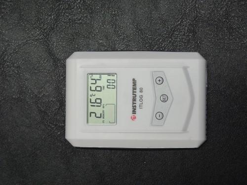 Datalogger de Temperatura e Umidade ITLOG-80