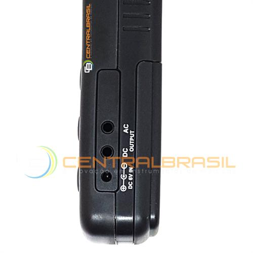 CB-820 Decibelímetro Digital Ponderação A/C