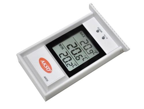 Termômetro Digital de Máxima e Mínima Mod. AK-23