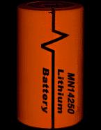 Bateria MN14250 Lítio 3,6V (1 unidade)